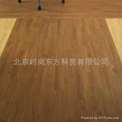低碳环保PVC防滑地板