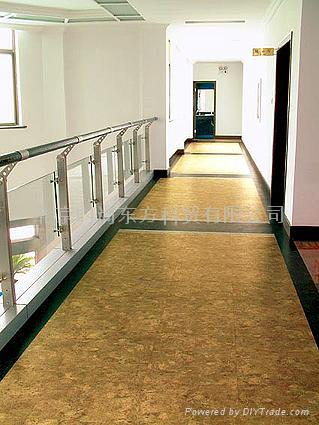 工程印花木地板
