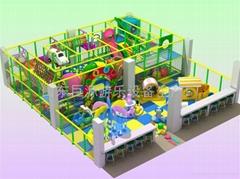 儿童淘气堡设备厂家