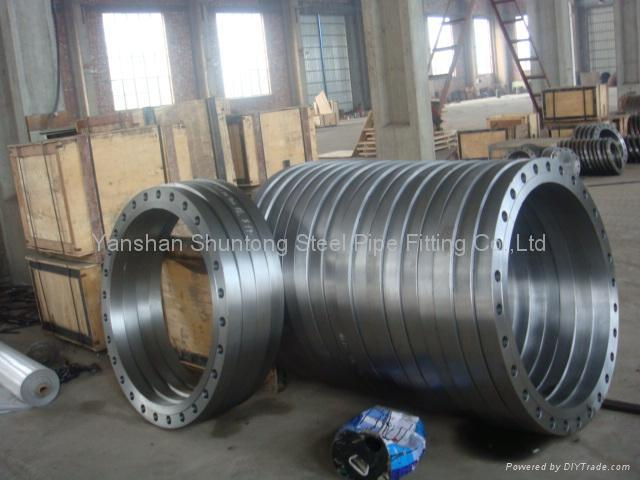 Forged plate Flanges 1