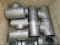 Galvanized steel pipe fittings