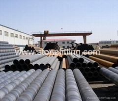 SSAW Steel Pipe-Spiral submerged arc welding  Steel Pipes