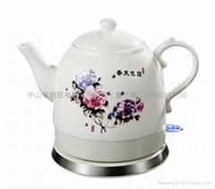 陶瓷電水壺品牌國色天香