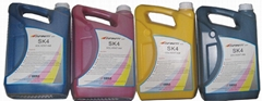 Infiniti seiko SK4 solvent ink