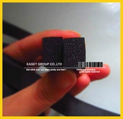 square rubber-closed cell EPDM