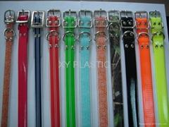 PVC pet collar