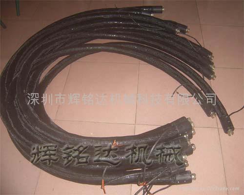 热熔胶机保温软管