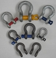 rigging shackles
