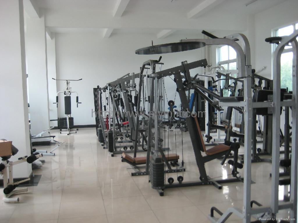 Fitness equipment factory china manufacturer body