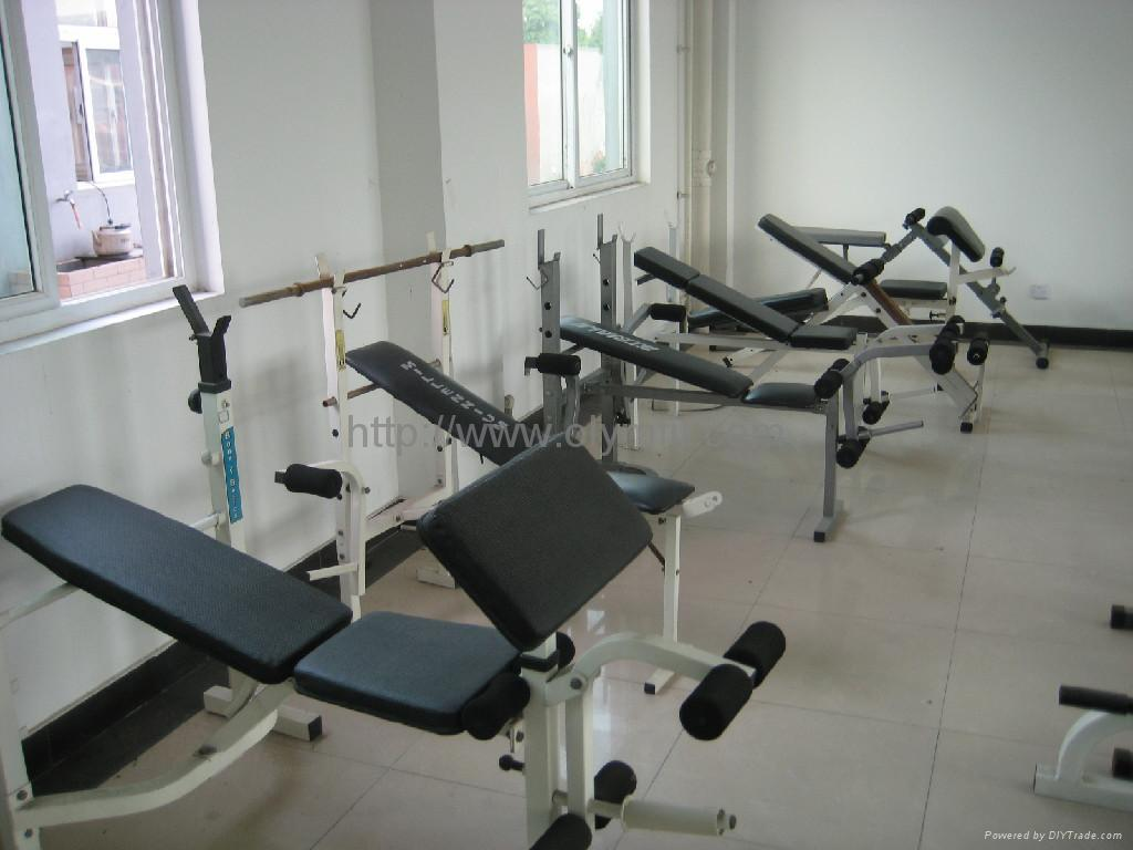 Fitness equipment factory china manufacturer weight