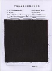 T/R yarn dyed spandex fabric