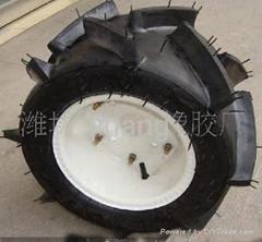 paddy field Tyre