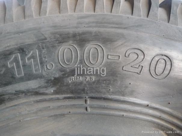 truck tyre 1100-20 1