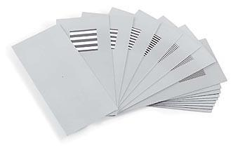 TELLER ACUITY CARDS 1