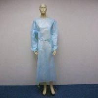 Isolation Gown(elastic cuffs) PP30g