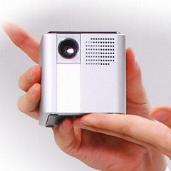 fashion mini LED projector / display 2 separate screens