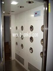 北京标准风淋室
