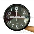 HD Motion Detection Wall Clock DVR with