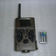 HC300M-12MP 1080P MMS Hunting Camera with Remote