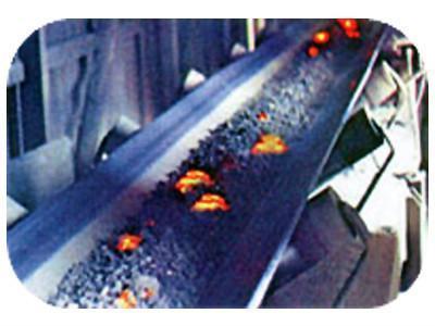 High Temperature Heat Resistant Conveyor Belt 1