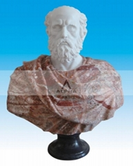 Marble Bust Statues
