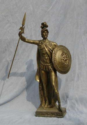 Bronze & Copper Statues 4