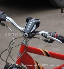 自行车运动音响