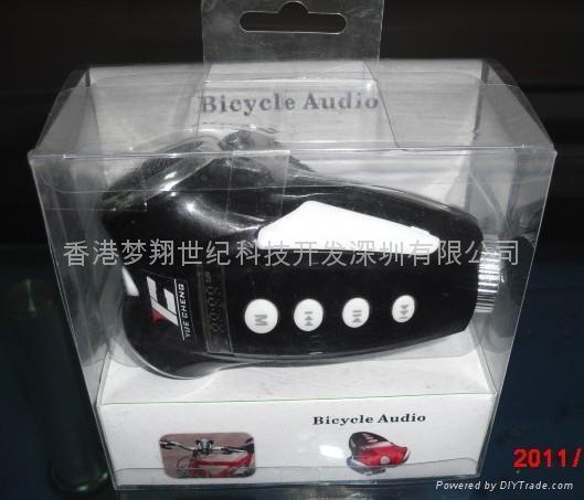 自行車運動音響 3