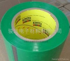 3M851J綠色高溫膠帶