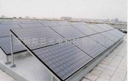 用于商业用途 大型农场 高效太阳能发电系统 1