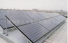 用於商業用途 大型農場 高效太陽能發電系統
