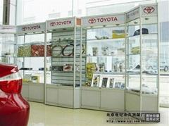 汽車用品展示櫃
