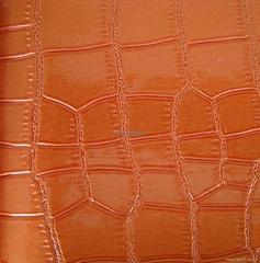 PU/PVC bag leather