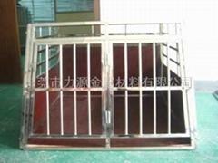 不鏽鋼寵物籠狗籠