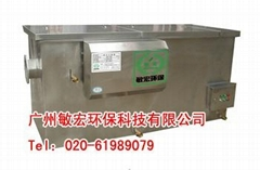 自動刮油型高效油水分離器