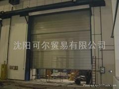 瀋陽廠房多塊提升門
