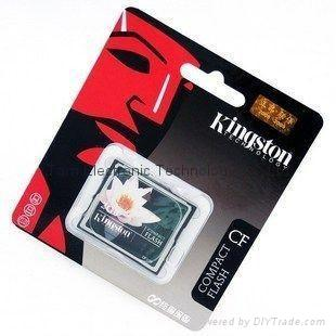 kingston cf card 4 G 1