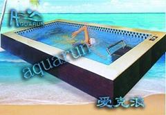 游泳跑步机