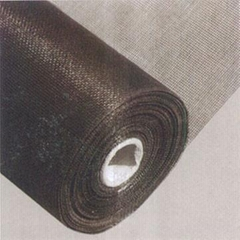 Black Wire Cloth Mesh