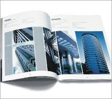 供應宣傳畫冊的設計印刷