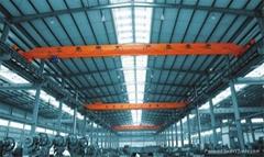 Single girder overhead crane(single beam bridge crane)