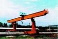 L type gantry crane