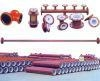 鋼襯塑復合防腐耐腐蝕管道