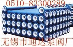 鋼襯塑管道防腐化工管道