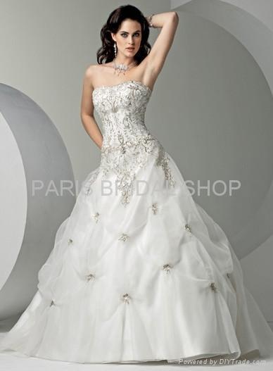 婚紗禮服 5