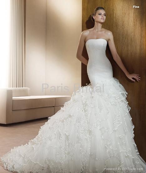 Wedding dress - Amour Royale Br - PARIS BRIDAL (China Manufacturer ...