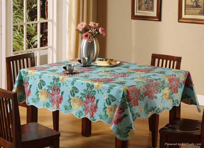 Pvc Table Cloth Peva Cover