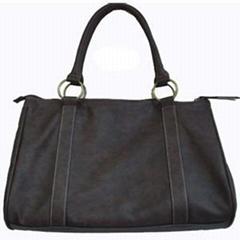 immitation leather handbag