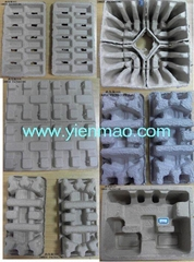 環保紙漿工業、電子產品內包裝