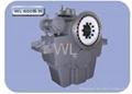 marine gearbox,marine gear reducer(WL600)